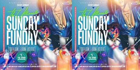 Sunday/Funday your Totally Adult Day Party Experience tickets
