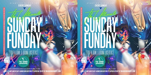 Sunday/Funday your Totally Adult Day Party Experience