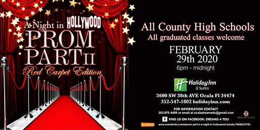 Prom Part II: A Night in Hollywood