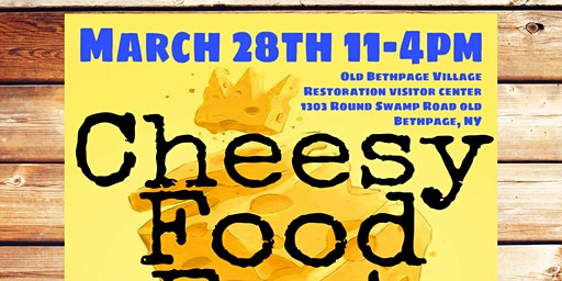 Cheesy Food Fest