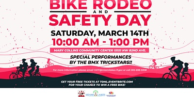 Bike Rodeo & Safety Day
