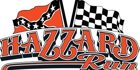 Hazzard Run 2020 Vehicle Registration tickets