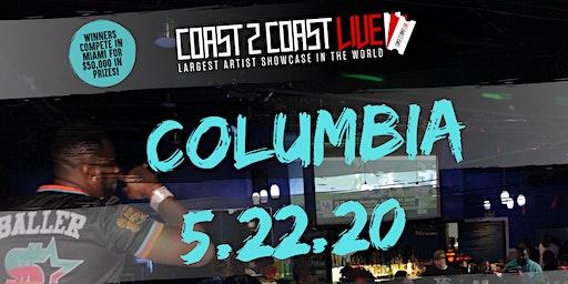 Coast 2 Coast LIVE Showcase Columbia, SC - Artists Win $50K In Prizes!
