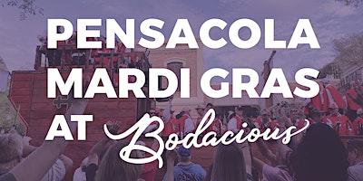 Mardi Gras at Bodacious!