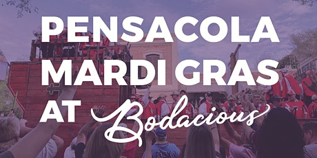 Mardi Gras at Bodacious! tickets