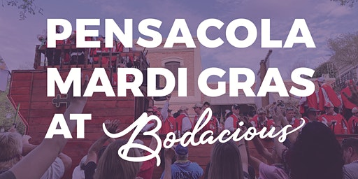 Mardi Gras at Bodacious!