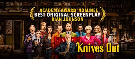 FILM: Knives Out tickets
