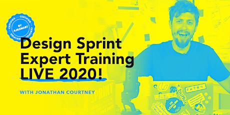 Design Sprint Expert LIVE 2020! tickets