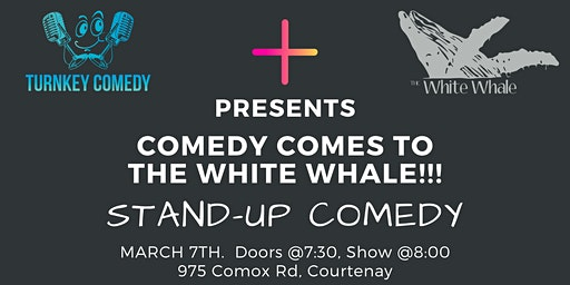 White Whale - Stand Up Comedy