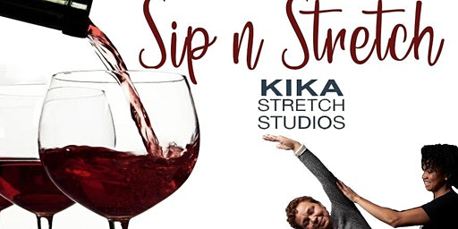 February KIKA Sip 'N Stretch for Heart Health