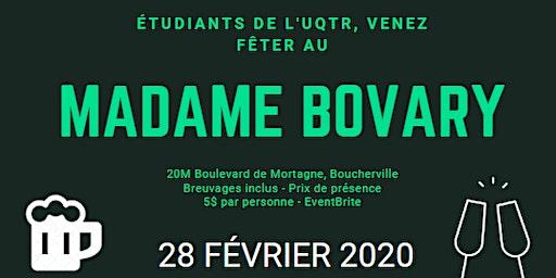 Party de mi-session - Madame Bovary