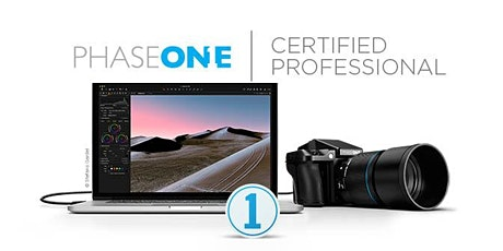 Phase One Certified Professional-2-Day Class - NYC April 8th & 9th 2020 tickets