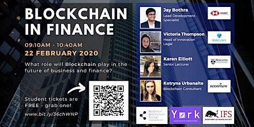 Blockchain in Finance