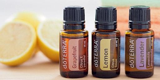 doTERRA Essential Oils Evening Tullamore