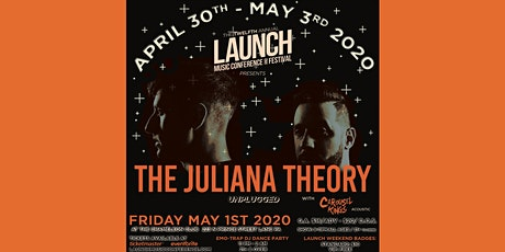 The Juliana Theory (Unplugged) tickets