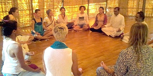 Breath, Movement, Sound, Kundalini with Vila  Vedya