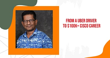 From Uber Driver To $100K Career in IT. Find Out How You Can Prepare For IT