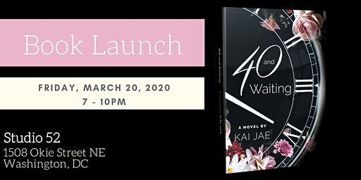40 and Waiting Book Launch and Signing