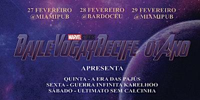 Baile Vogay Recife 1 Ano - Ultimato Sem Calcinha