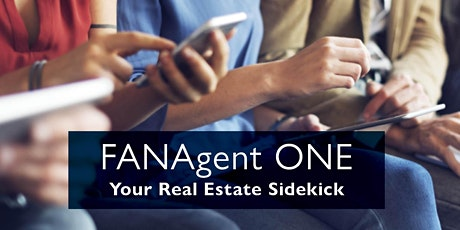 FANAgent ONE: Your Real Estate Sidekick tickets