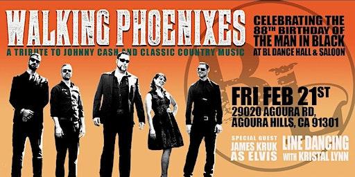 Johnny Cash Birthday Bash - Feat The Walking Phoenixes