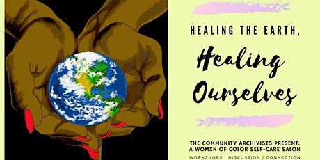 Healing the Earth, Healing Ourselves tickets