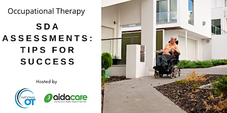 Occupational Therapy SDA assessments: Tips for success tickets