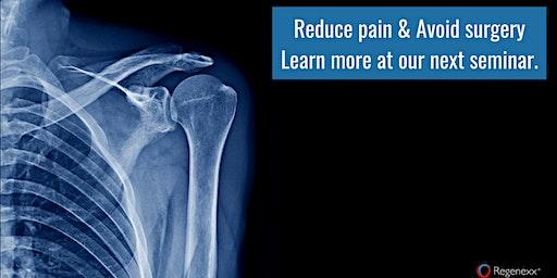 Reduce Pain & Avoid Surgery | Learn How Feb 26