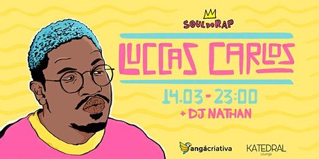 Luccas Carlos • Soul do Rap ingressos