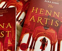 The Henna Artist Book Launch - ADDED DATE: MARCH 25
