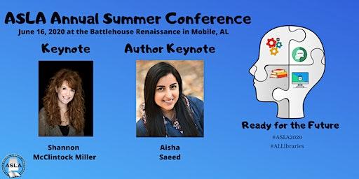 ASLA 2020 Summer Conference