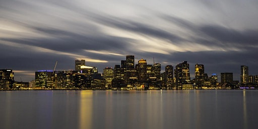 Hunt's Photo Walk: Long Exposures of the Boston Skyline and more