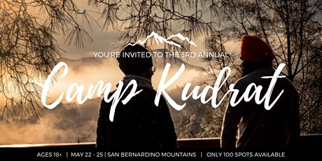 3rd Annual Camp Kudrat tickets