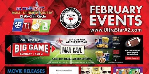 UltraStar February Events