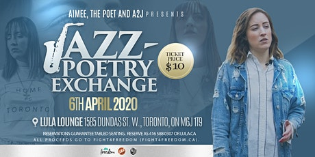 Jazz-Poetry Exchange tickets
