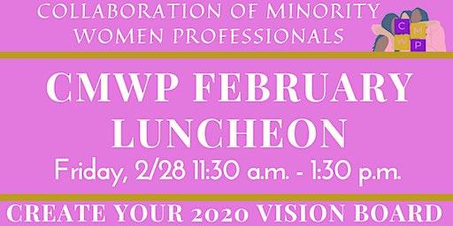Create Your 2020 Vision Board with Tina Kadish - Luncheon