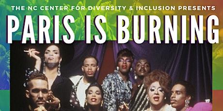 Paris is Burning | A Movie Night in Celebration of Black LGBTQ History tickets