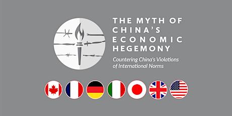 The Myth of China's Economic Hegemony tickets