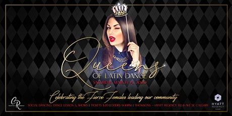 Queens of Latin Dance | Showcase & Social tickets