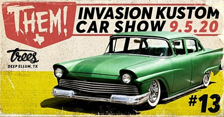 FREE EVENT - INVASION #13 KUSTOM CARSHOW 2020 tickets