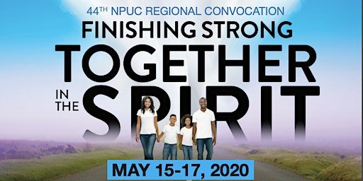 44th NPUC Regional Convocation