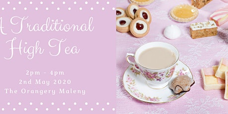 Traditional High Tea tickets
