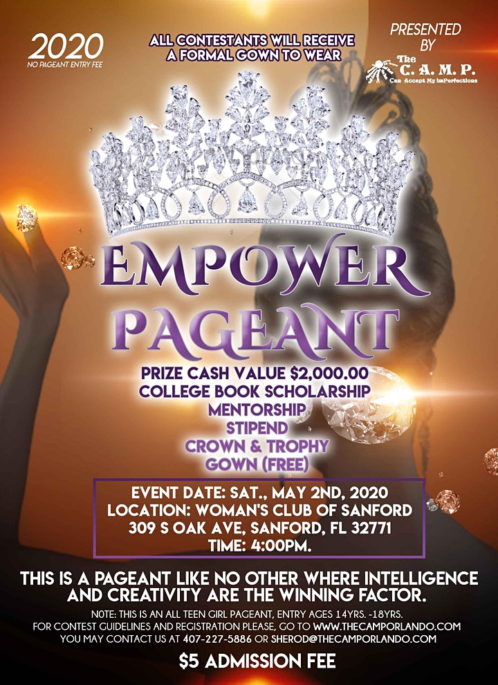 Empower Pagent image