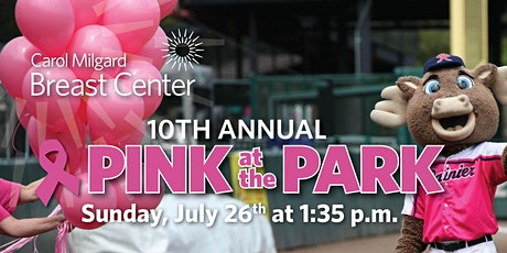 10th Annual Pink at the Park tickets