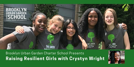 Raising Resilient Girls  tickets