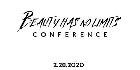 Beauty Has No Limits Conference tickets