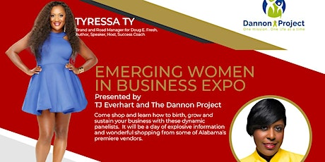 Emerging Women In Business Expo tickets