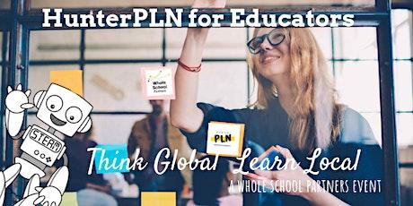 Hunter PLN for educators 2020 tickets