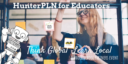 Hunter PLN for educators 2020