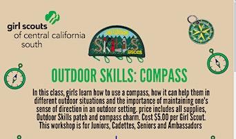 Outdoor Skills: Compass - Fresno
